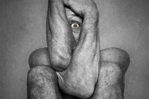 Angst heeft een eigen plek in een creatief leven